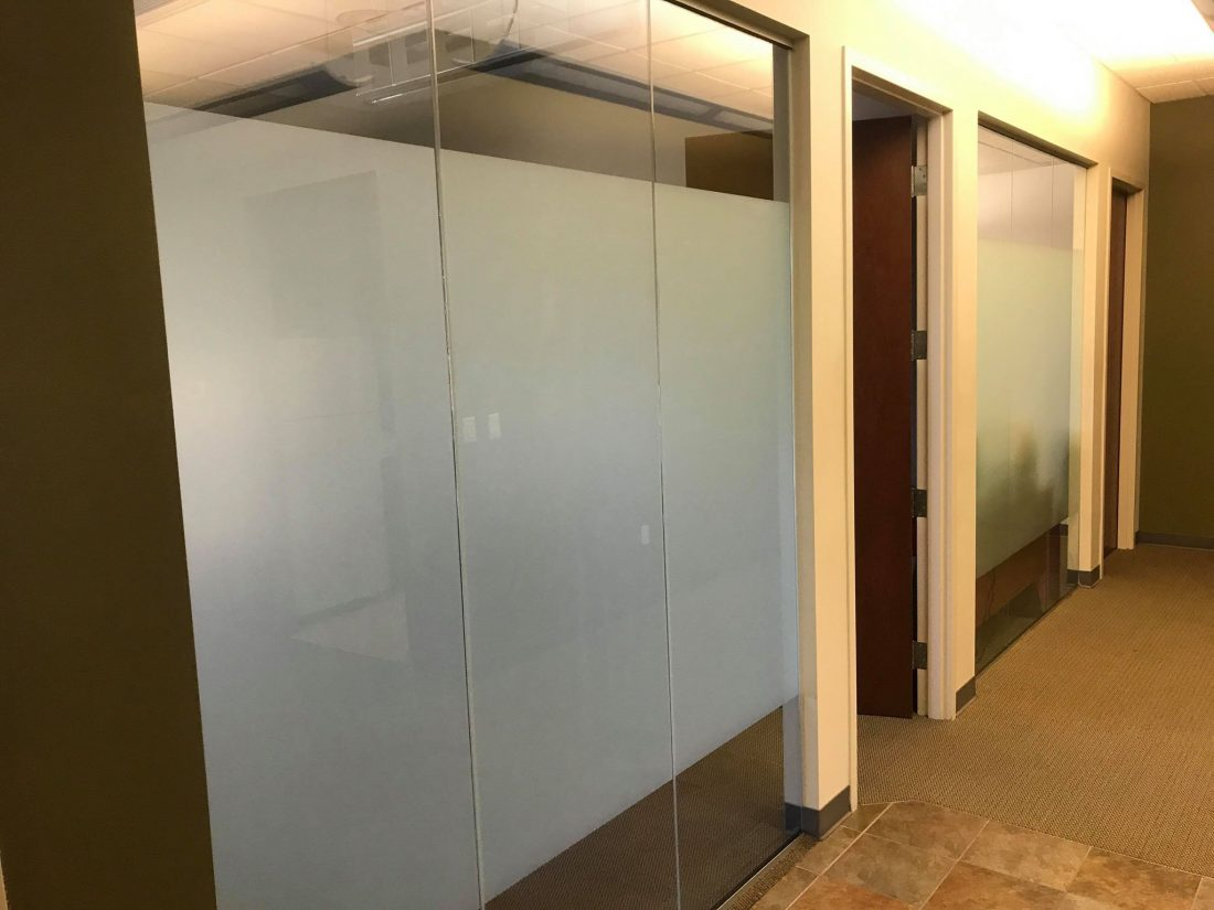 Decorative Window Film Denver - Transform Glass in Denver, Colorado with Decorative Window Films