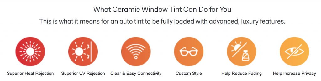 Llumar CTX Ceramic Window Tinting Can Help Tame the Sun 2
