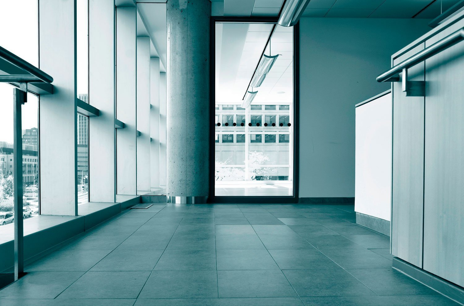 How Window Films Can Modernize Commercial Buildings - Commercial Window Tinting in