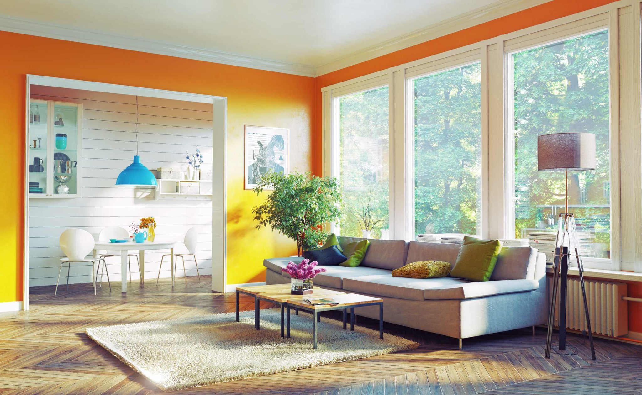 Top Benefits of Residential Window Tint in the Denver, Colorado Area