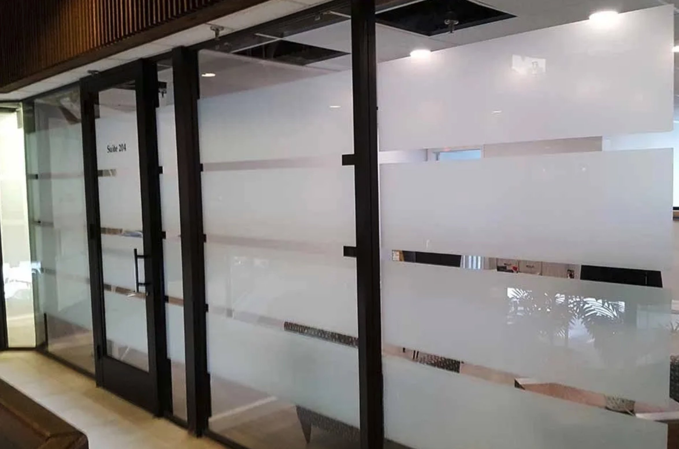 Decorative Window Film - 5 Reasons It's Preferred For Privacy & Branding - Decorative Glass Films in Denver, Colorado