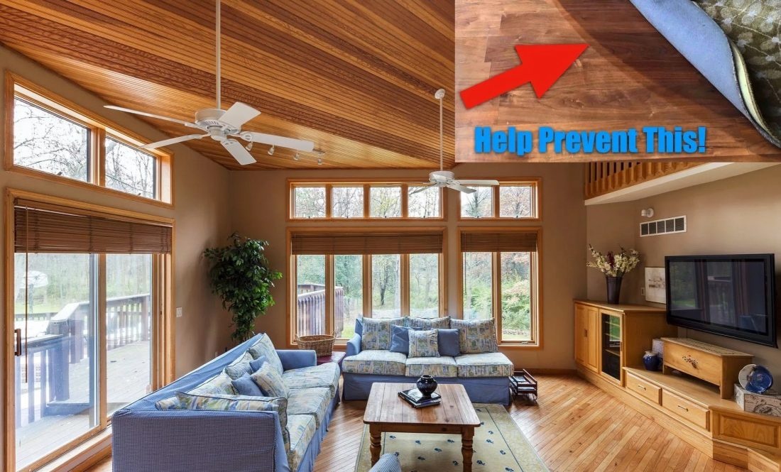 Sun Damaged Floors & Furnishings - How To Protect Against Fading - Home Window Tinting in Denver, Colorado